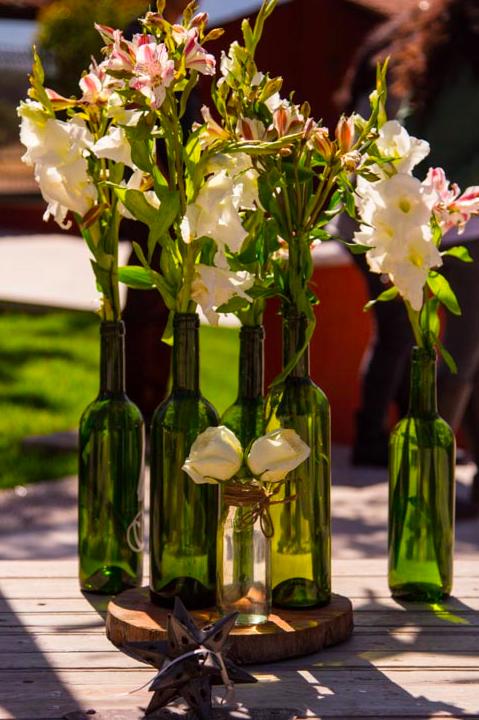 Hermosas Flores Y Detalles De Decoración Para Tu Boda En