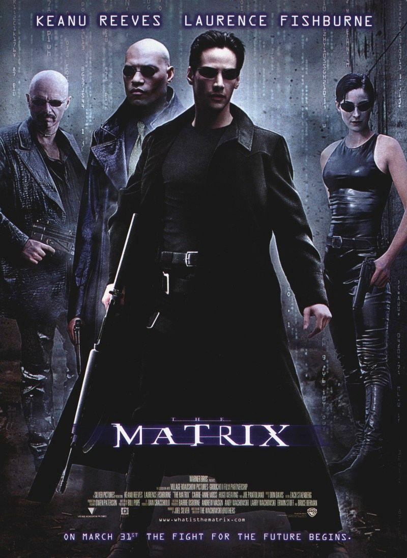 Resultado de imagem para Matrix poster pt