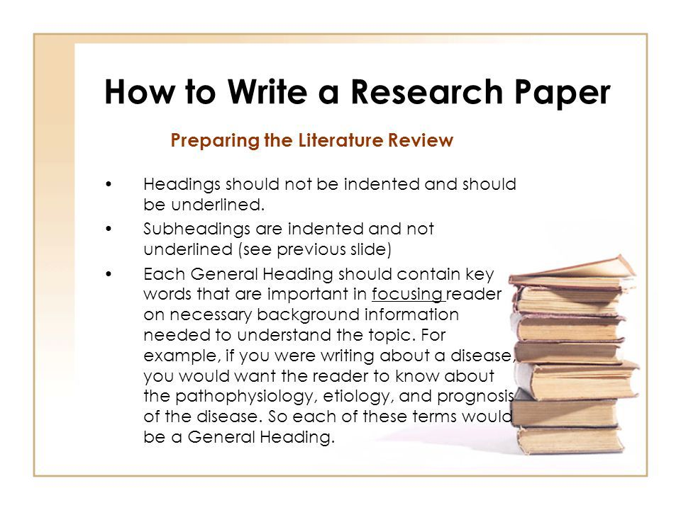 Literature Review For A Research Paper #samedaypapers #help #writing