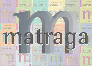 Observatorio Das Letras: MATRAGA / Letras UERJ * Antonio Cabral Filho - Rj