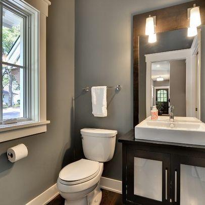 mindful gray benjamin moore bathrooms grey bathrooms powder rh pinterest com