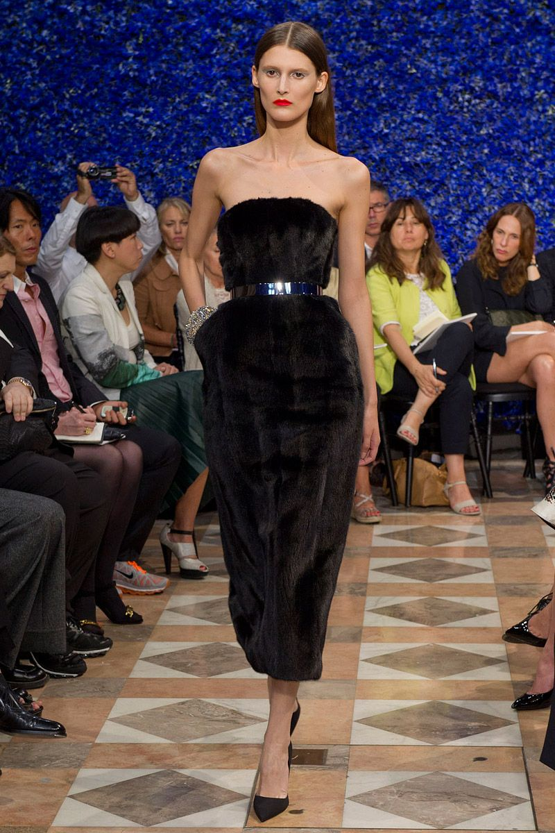 Haute Couture FW 2012/13 | Christian Dior by Raf Simons