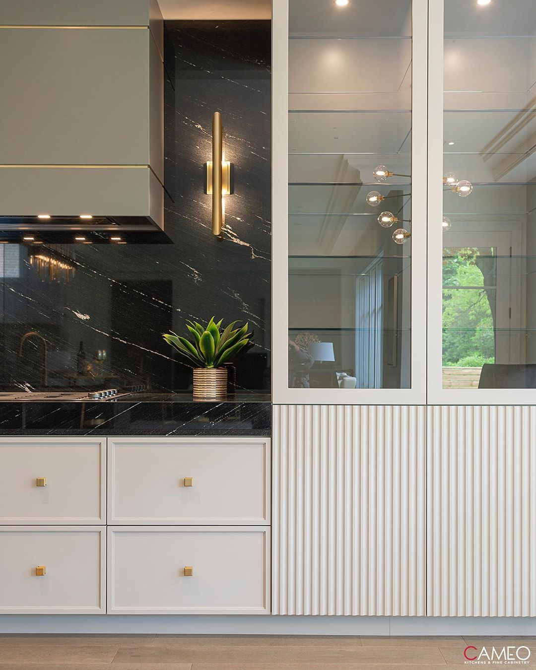 its all in the details .. invest in a cameo kitchen
