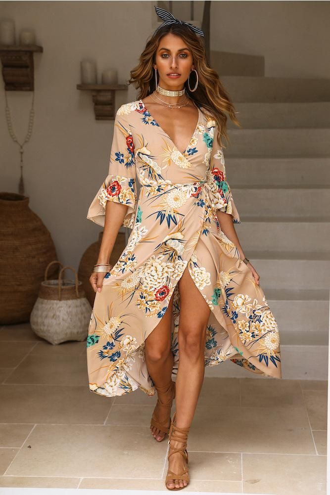 485909177a BLISS Maxi Dress in 2019
