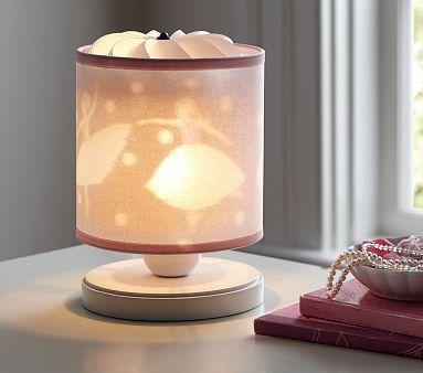 Ballerina Spin Lamp Lampara Giratoria Manualidades Elefantes