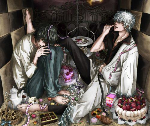 The Crossover Manga/Anime, Fan Art, Sakata Gintoki