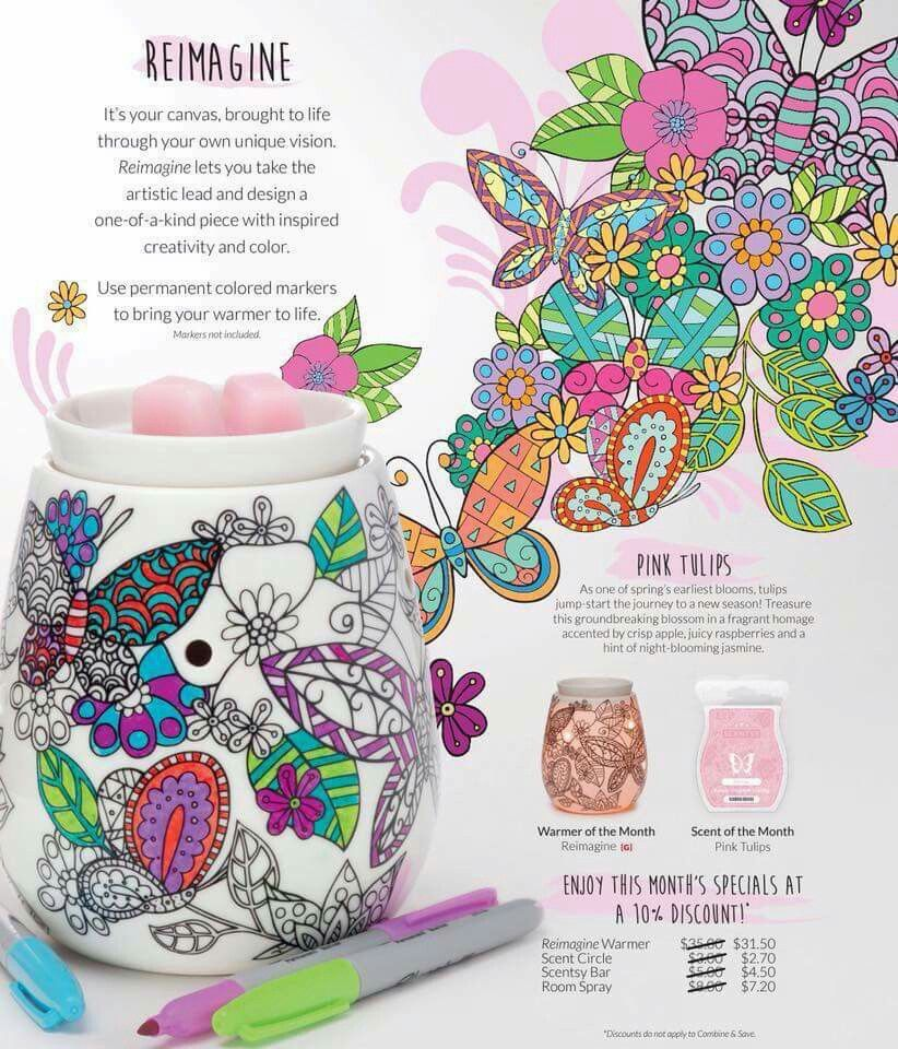 Pin by Starr Bustillos on I Am Scentsy | Scented wax ...