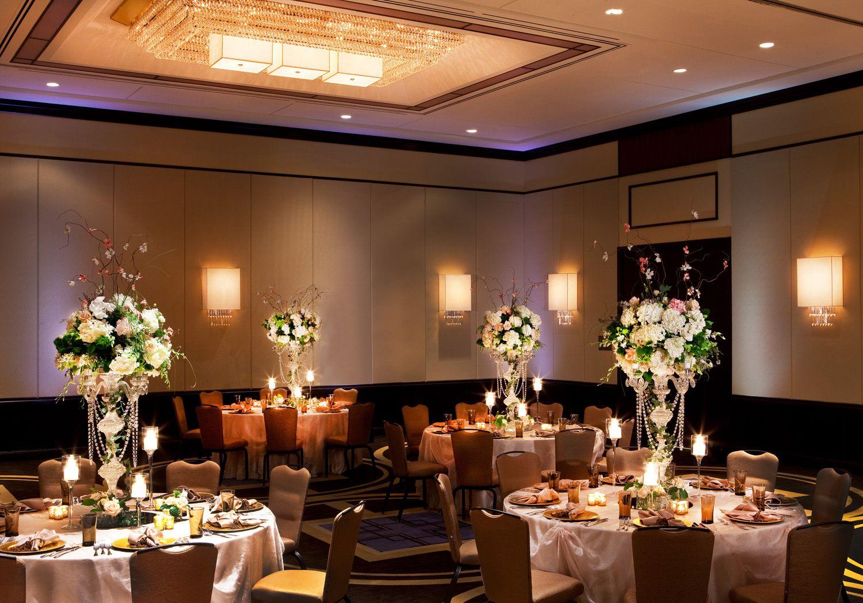 Wedding Shoot in our Ballroom Decor By