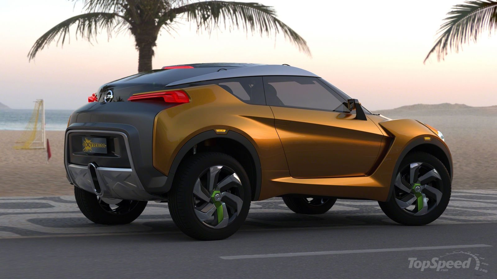 2012 Nissan Extrem Concept Pictures Photos Wallpapers And Video Top Speed In 2020 Nissan Juke Nismo Nissan Juke Concept Cars