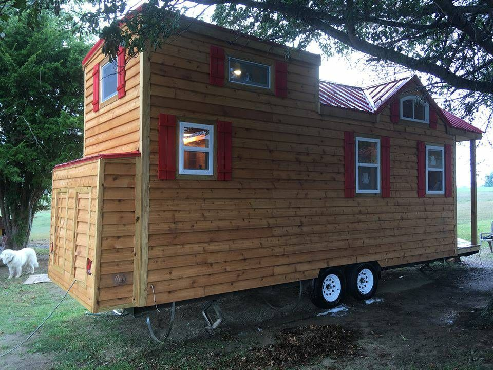 The 246 sq ft wee castle tiny house for sale in ky