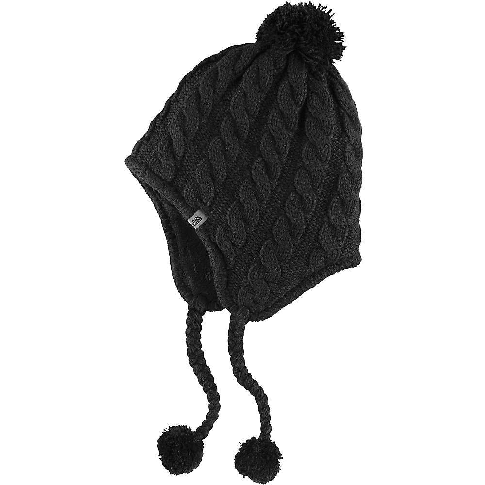 dac862984dc The North Face Women s Fuzzy Earflap Beanie