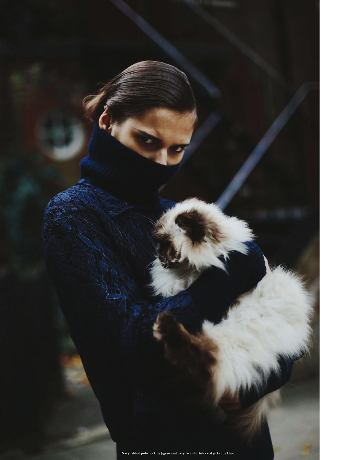 the bloom twins by fanny latour-lambert for wonderland winter