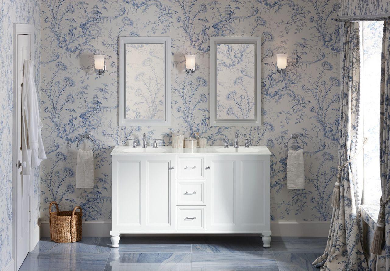 bold ideas from kohler  photo  bathroom vanity bathroom