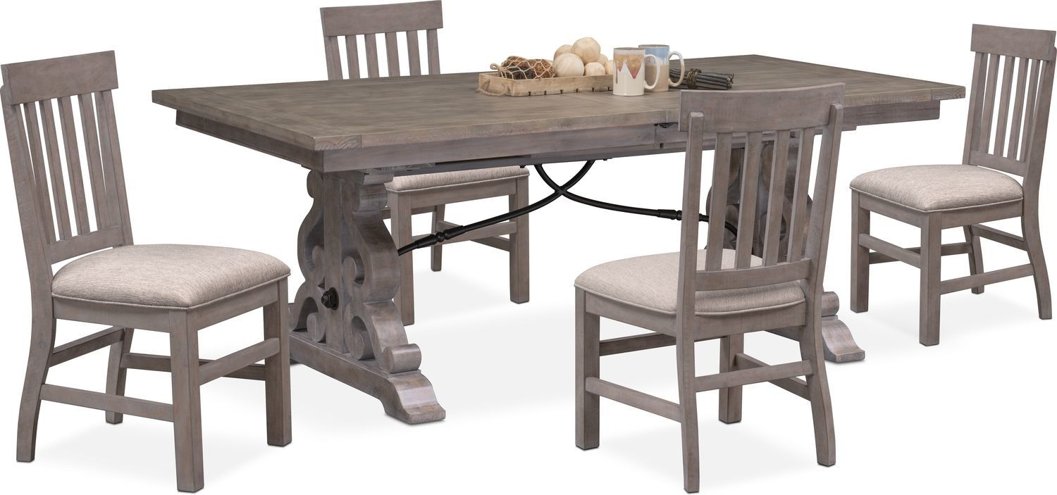 charthouse rectangular dining table and 4 side chairs products rh pinterest com