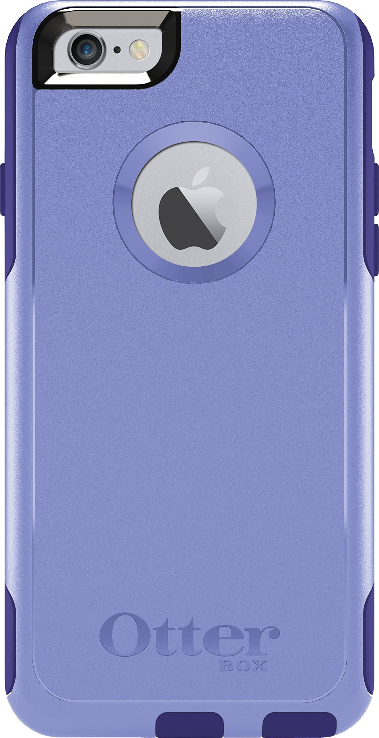 buy popular d0edf 4ae7e Amazon.com: OtterBox COMMUTER iPhone 6/6s Case - Frustration-Free ...