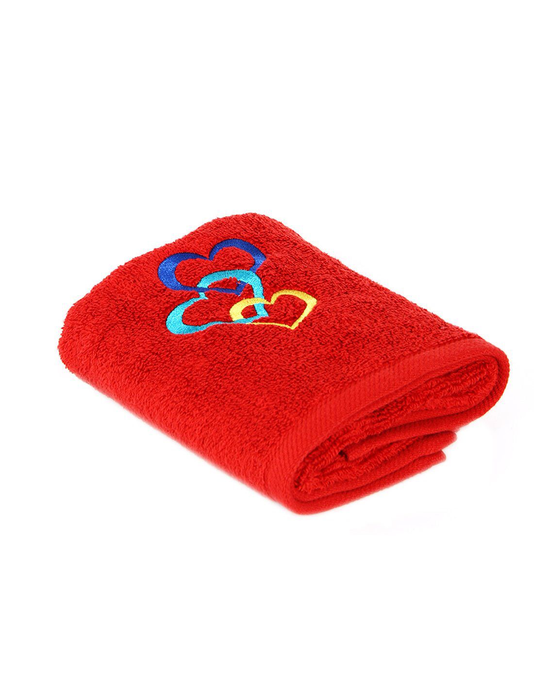 My etsy shop premium hand towel for gift embroidered