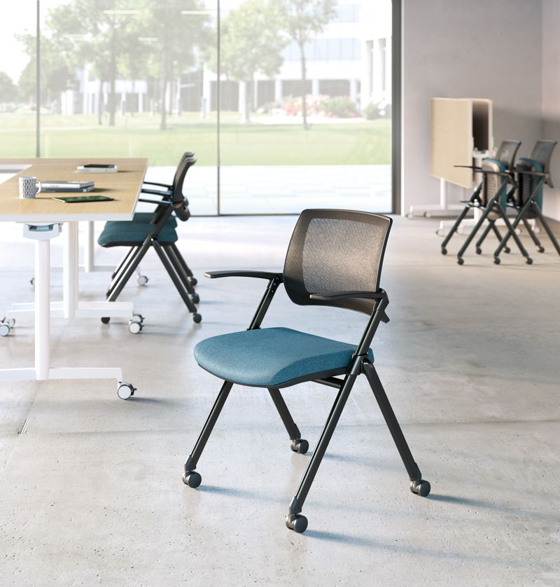Kimball Flip System Furniture Chair Kimball Office