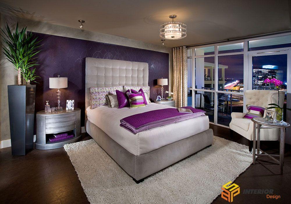Mẫu thiết kế nội thất phòng ngủ nhà phố Home Decorating Styles