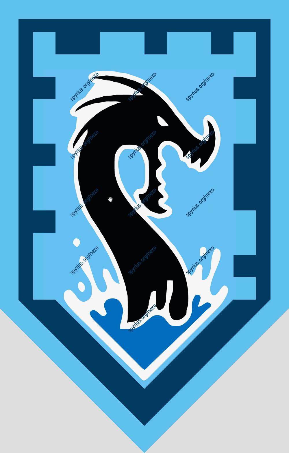 LEGO Nexo Knights Power - Clay - Sea Dragon | spyrius.org | lego ...