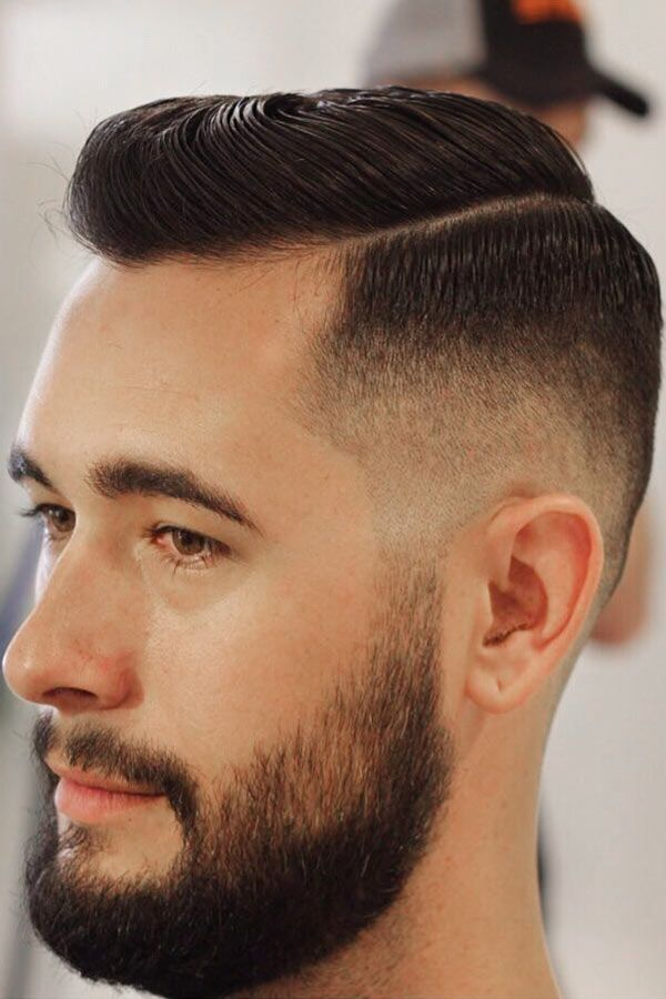 11 Must Try Comb Over Fade Haircuts Handsome Men Pinterest