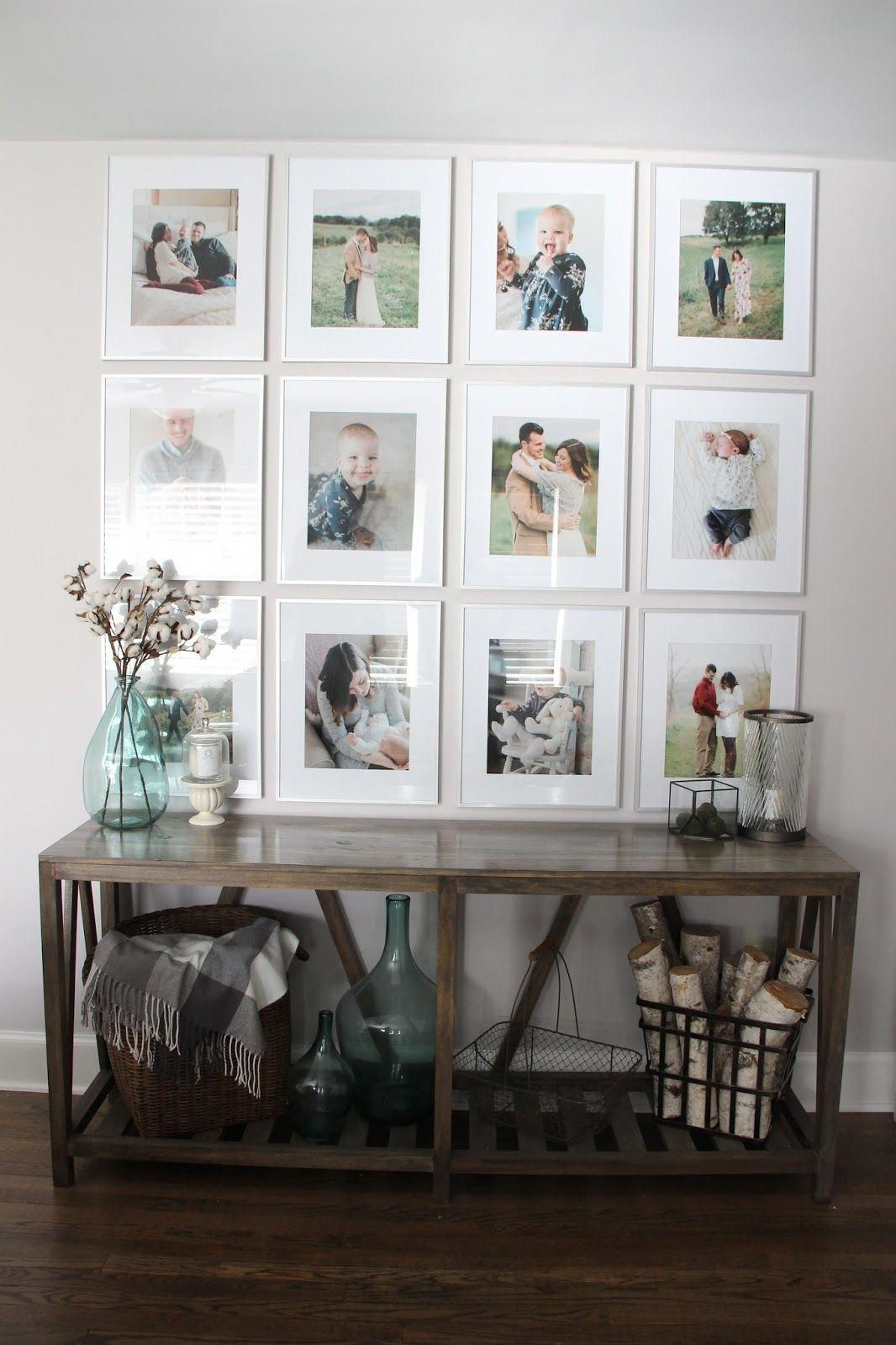 Building a gallery wall darling do decor decorating new house