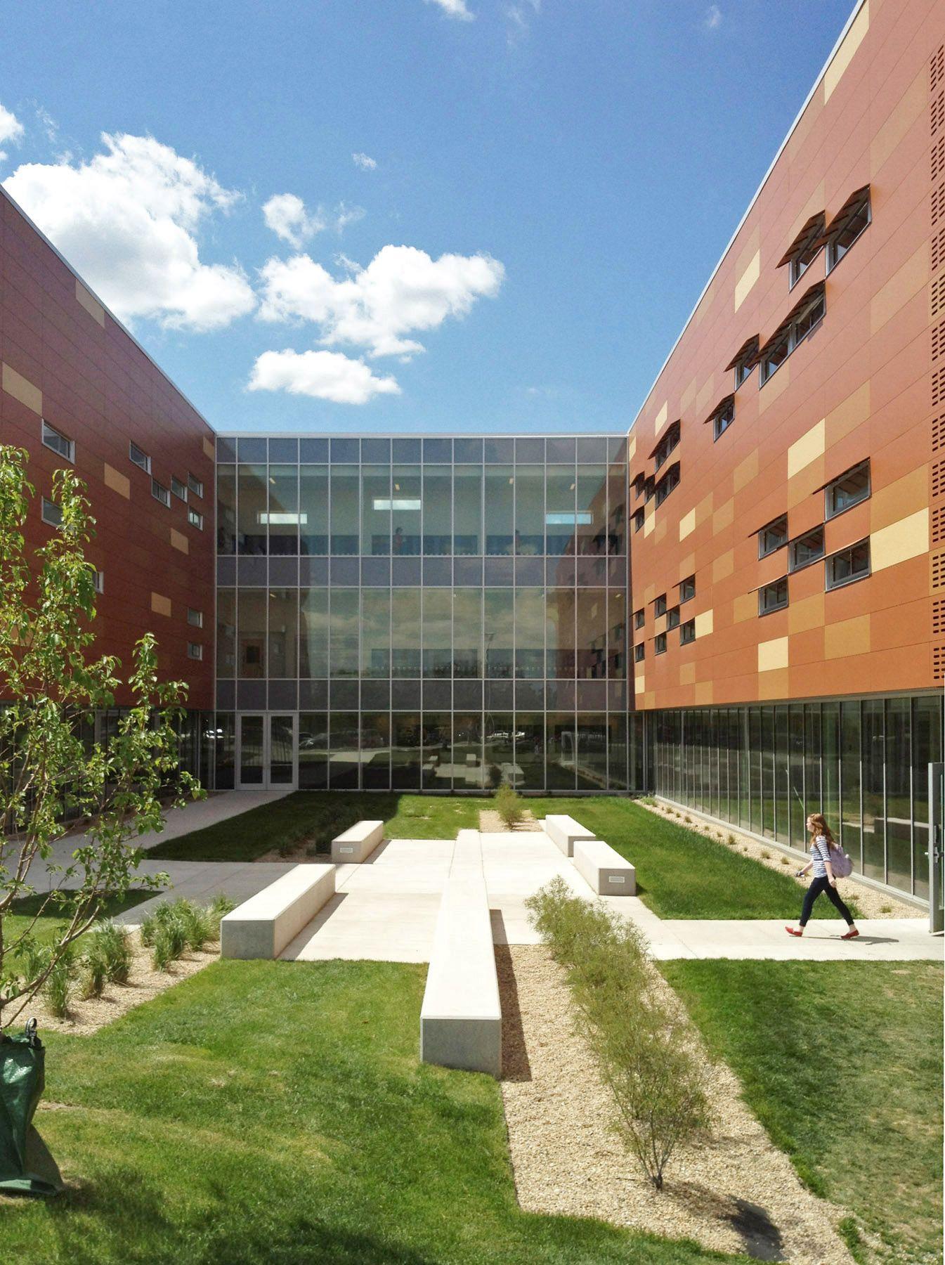 Gould Evans Manhattan High School West Campus Expansion