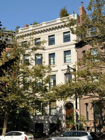 Tom Brady S Boston Home For List Price 2 198 000