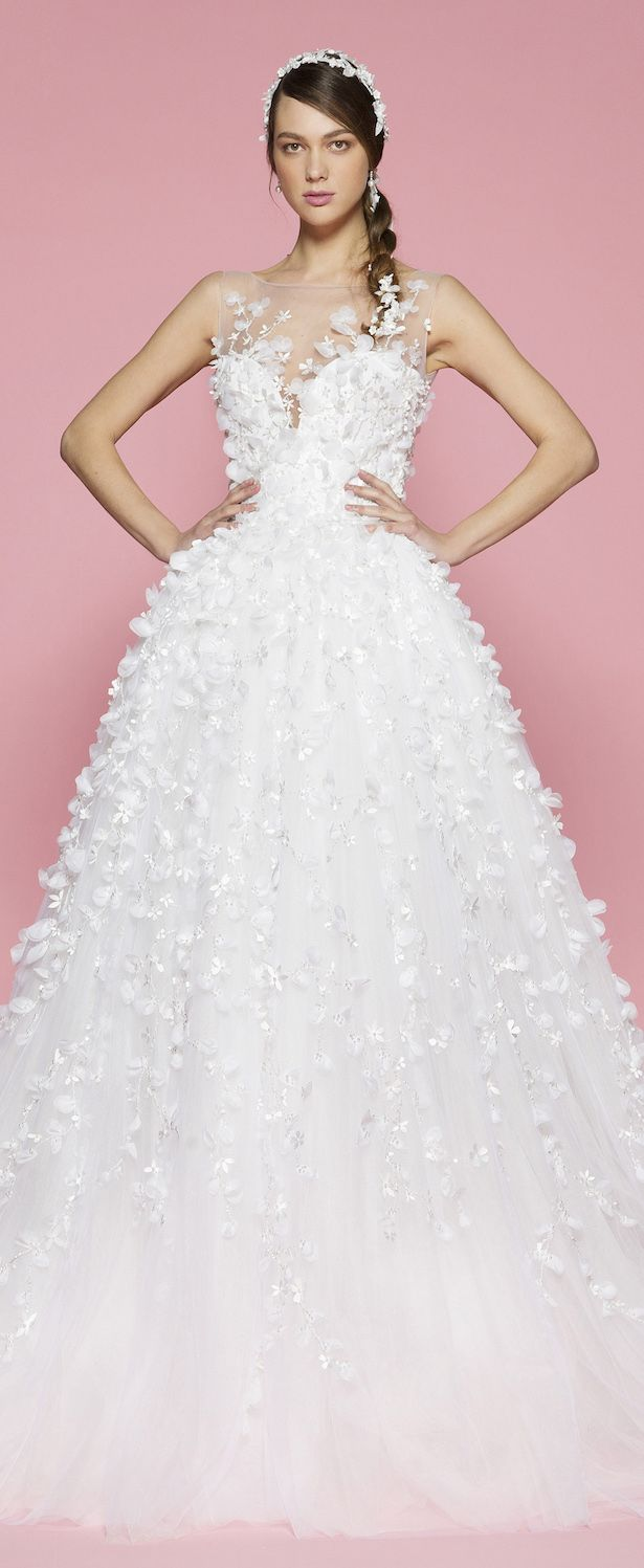 Georges hobeika bridal wedding dresses
