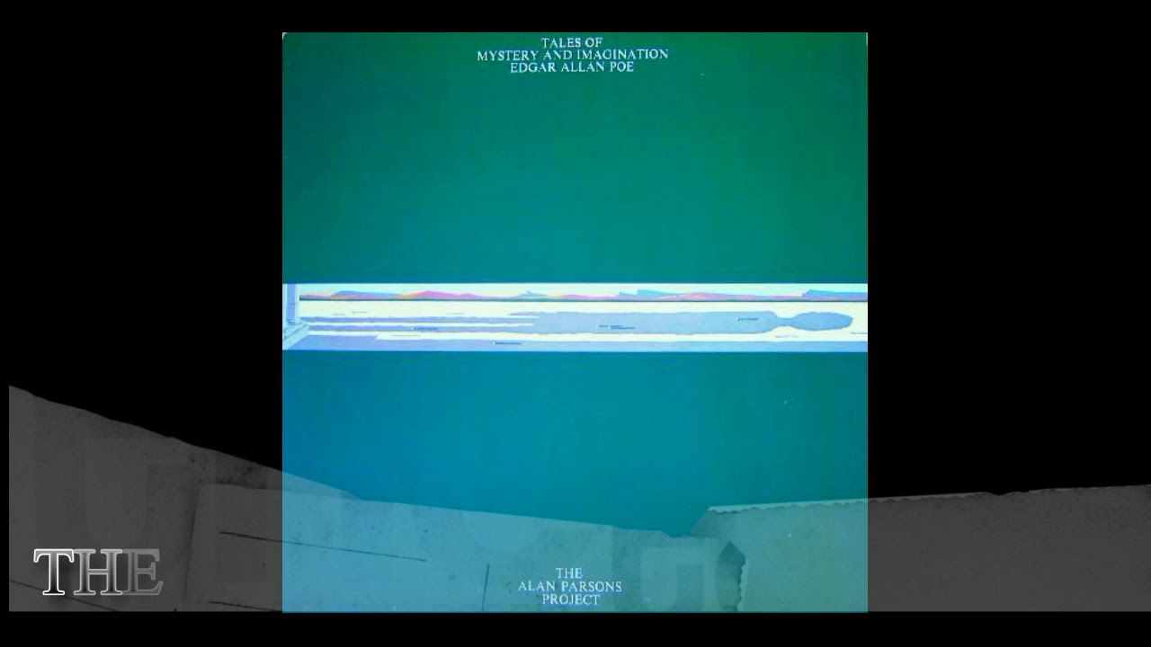 The Alan Parsons Project Tales Of Mystery And Imagination 1976