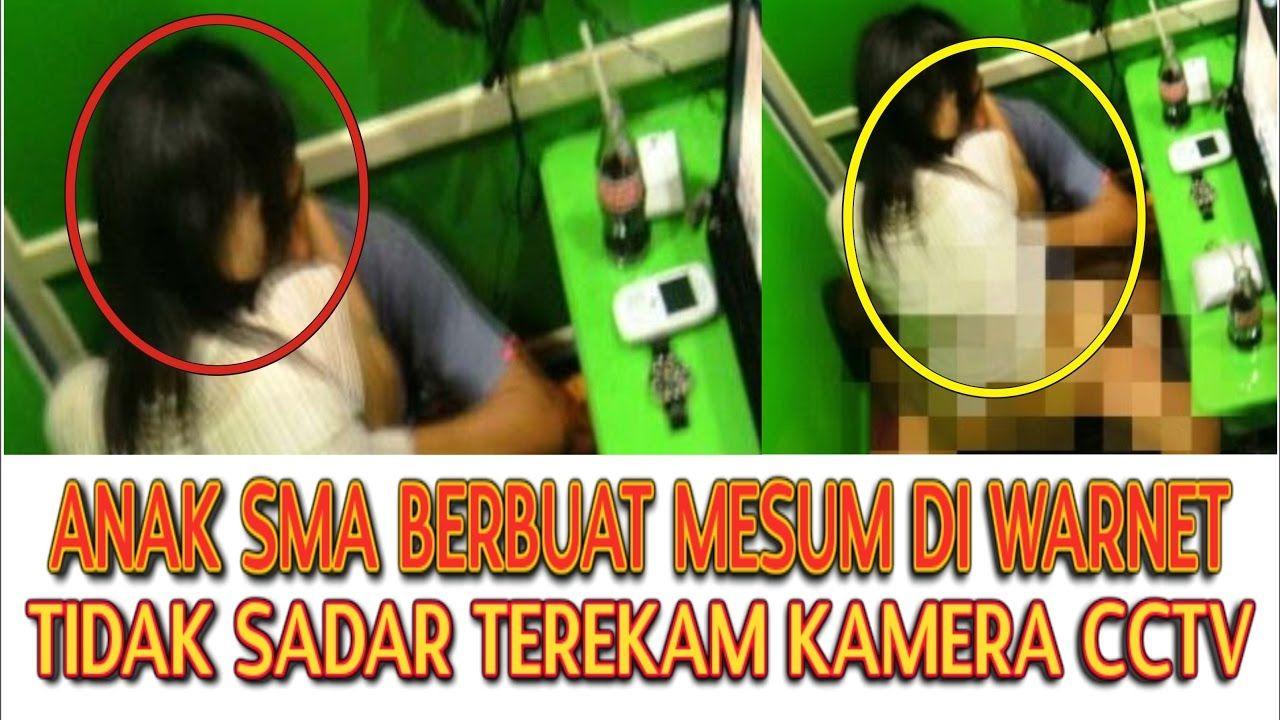 Dua Abg Sma Mesum Di Warnet Tidak Sadar Terekam Kamera Cctv