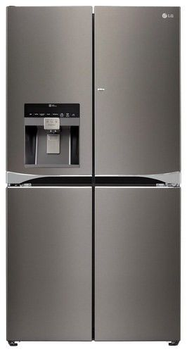 lg 29 8 cu ft 4 door door in door french door refrigerator rh pinterest com