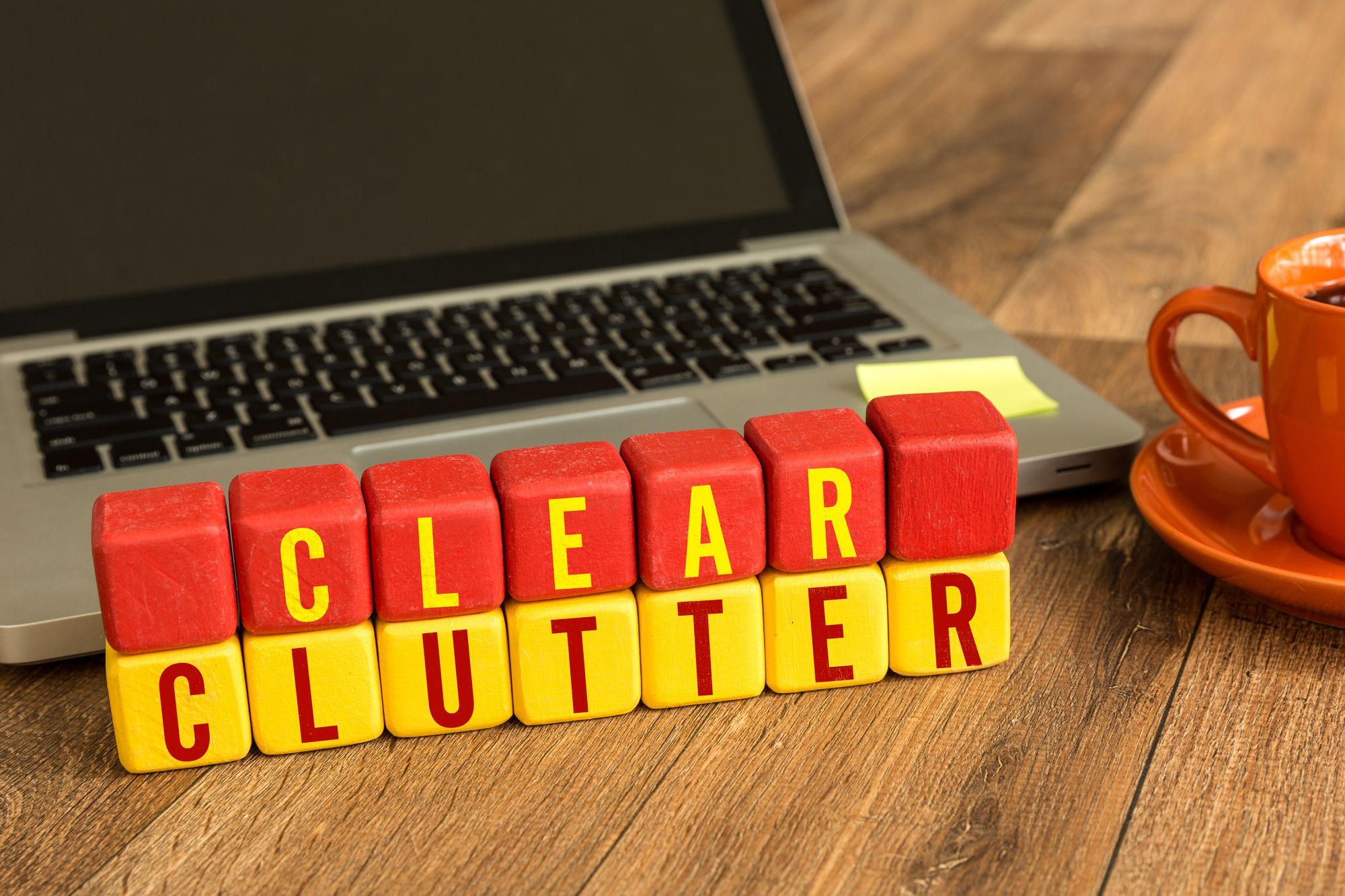 7 organization hacks to help you break through the clutter