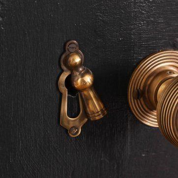 Ironmongery door furniture finger plates window for Door finger plates