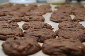 Galletas De Chocolate Sin Colesterol A Bajar Colesterol Galletas De Chocolate Recetas De Galletas De Chocolate Chocolate