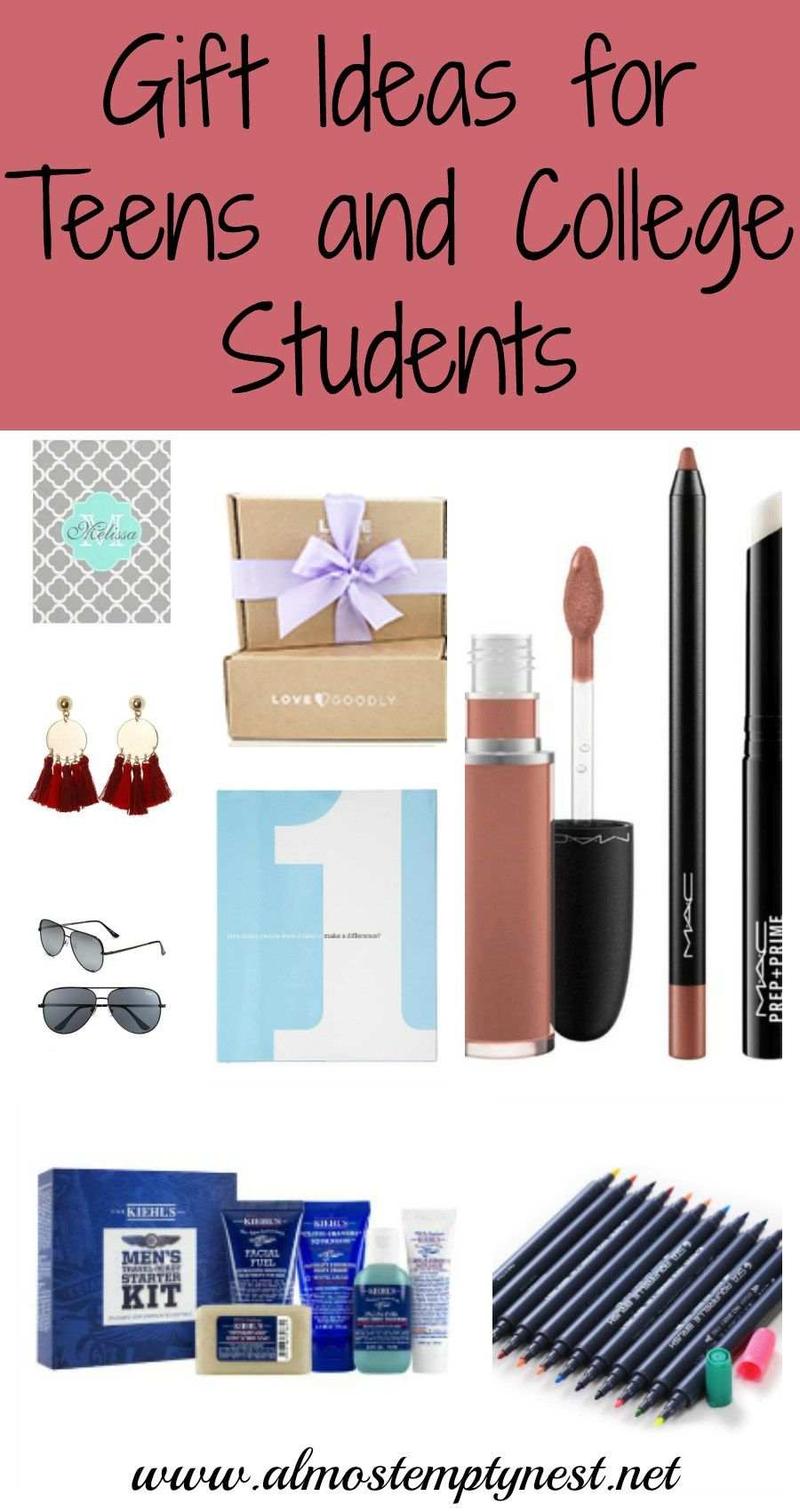 Ideas for christmas list for college students