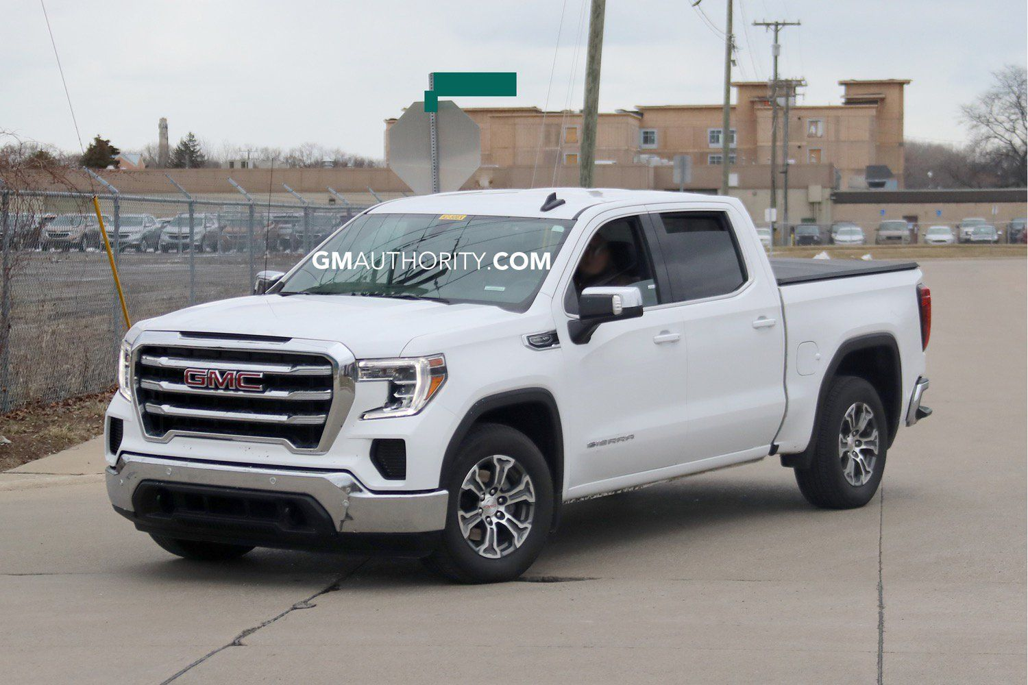 new 2019 gmc sierra pictures show sle trim level gm authority rh pinterest com