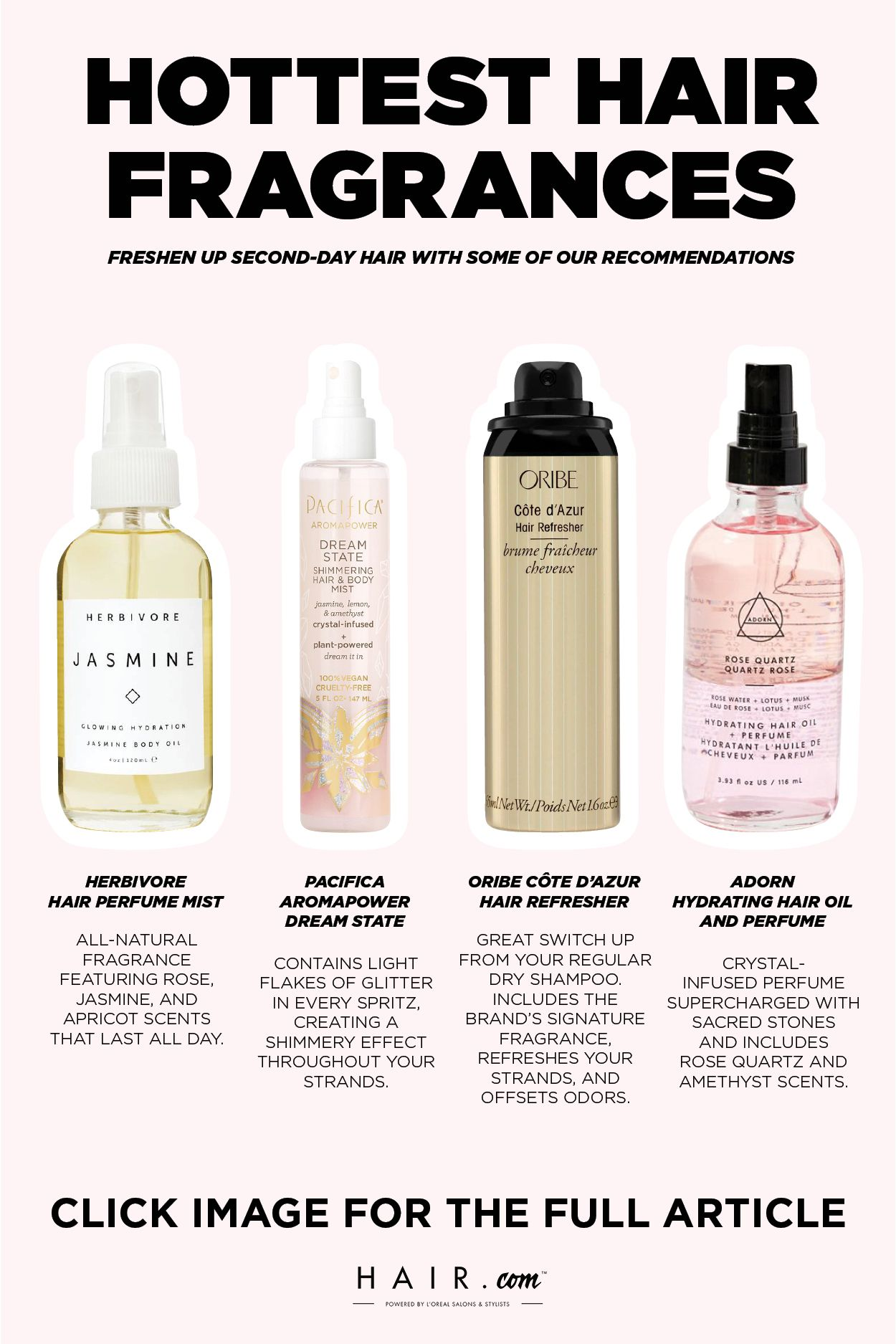 The Best Smelling Hair Fragrances And Perfumes To Try Now Hair Com By L Oreal Hair Fragrance Perfume Collection Fragrance Perfume Dupes Fragrance