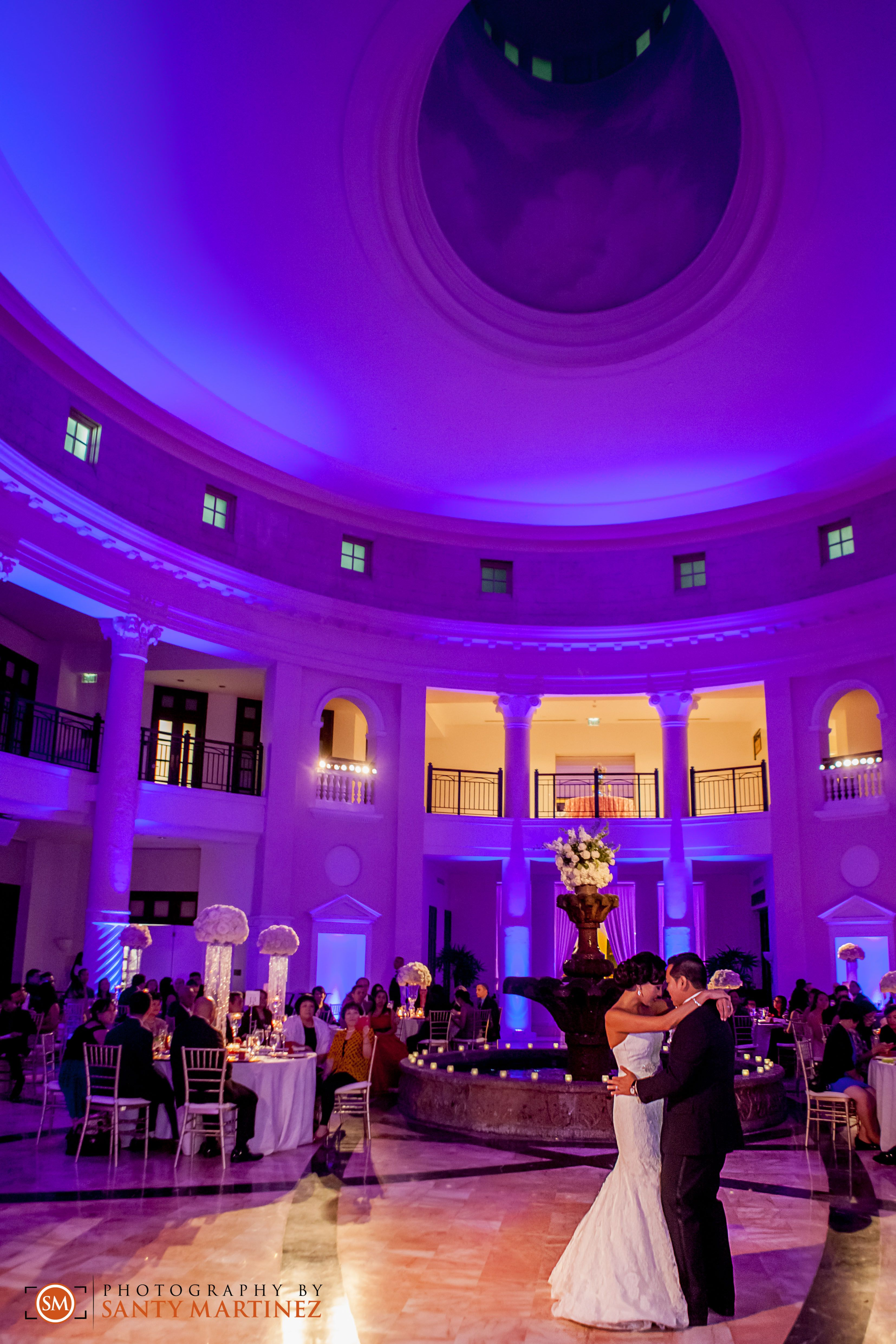 Wedding At The Westin Colonnade Coral Gables