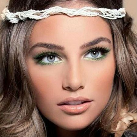 Die funky und groovigen Make-up-Trends der 70er   Finder