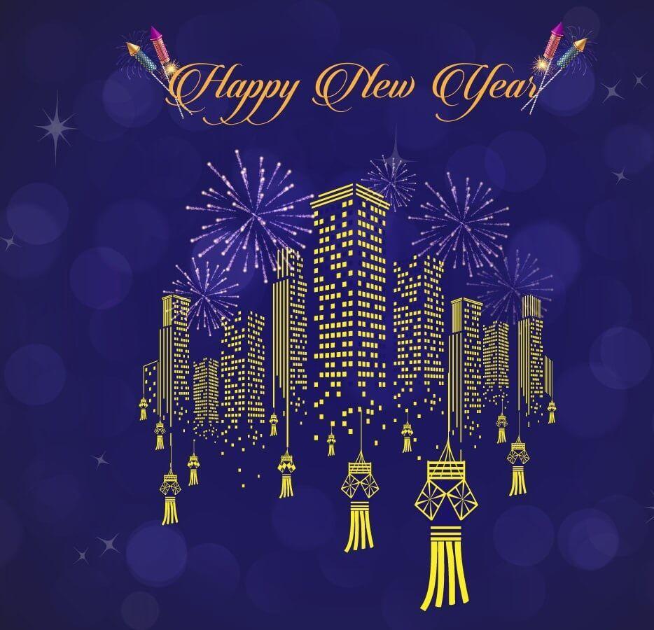 Frohes Neues Jahr 2020 GIFs Frohes neues jahr, Animierte