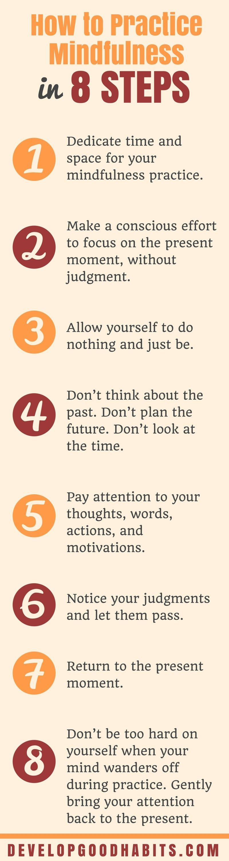 How to Practice Mindfulness Simple Plan to Be More