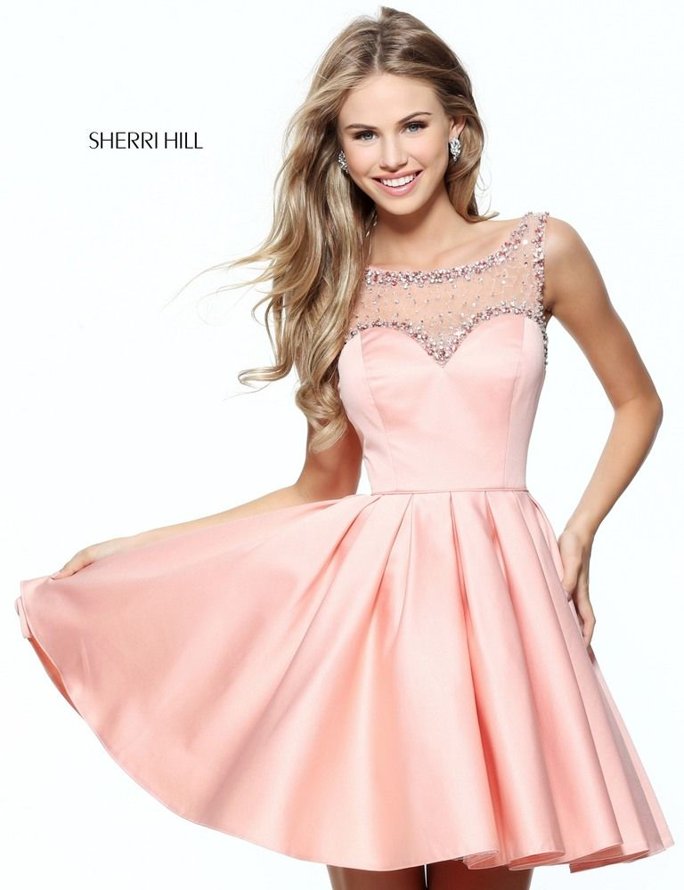 SHERRI HILL 50962 | Fall 2017 Collection | Pinterest | Vestidos para ...