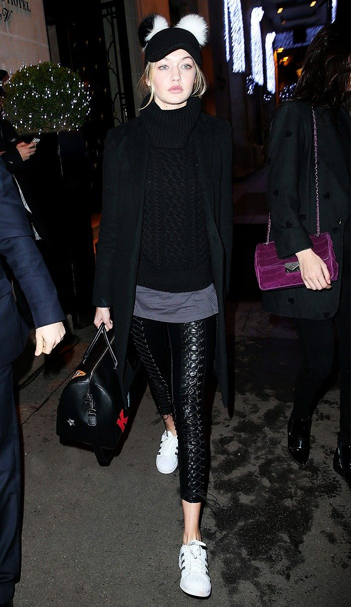 98e31dd8d11b9c The 10-Piece Gigi Hadid Wardrobe   STYLE ICONS :: Gigi Hadid ...