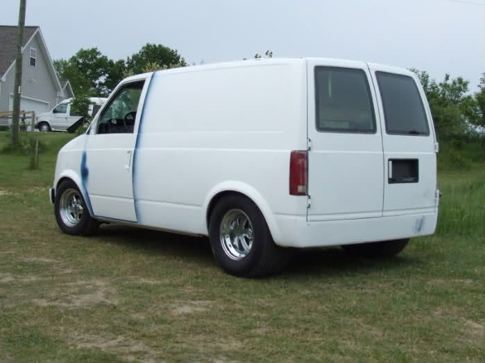 Chevrolet Vans Made Back In 1990 99 Z71 2 Door Tahoe Astro Van