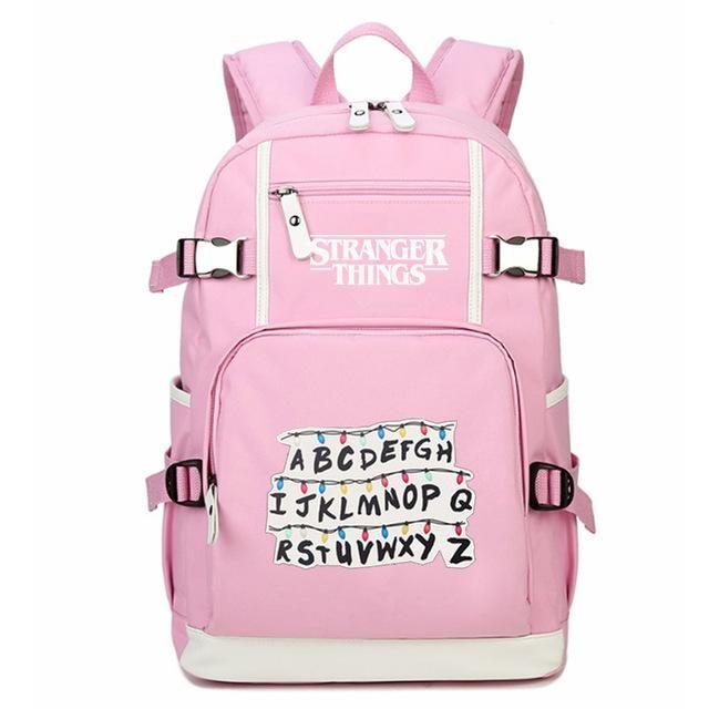 Stranger Things Backpack  a6ed4a6c918b2