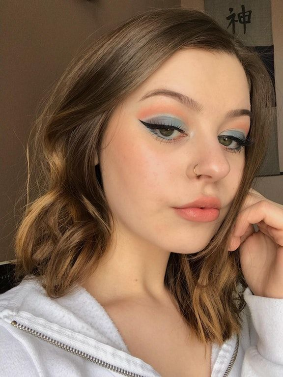 First Time Posting Ccw Eyeshadow Inspired By Lordes Melodrama