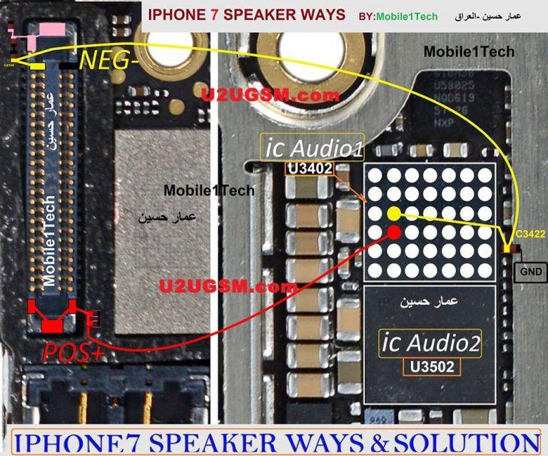 Iphone 7 Ringer Solution Jumper Problem Ways Apple Iphone Repair Iphone Solution Iphone Screen Repair