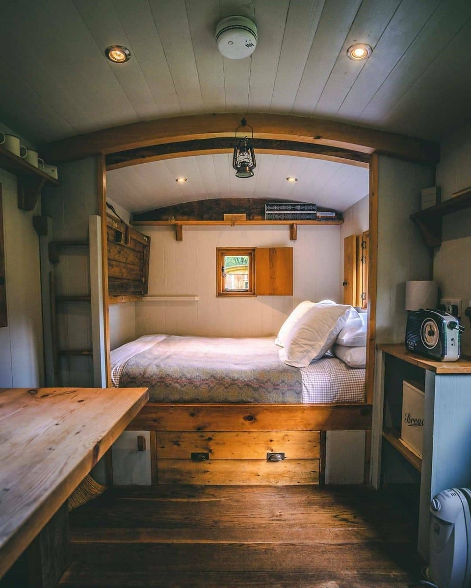 Reddit Cozyplaces Shepard S Hut In England In 2020