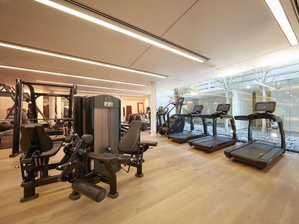 Akasha health club membership conservatorium hotel in