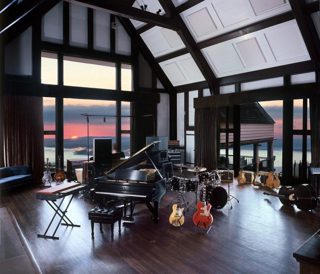 Glen Tonche Music Studio Room Music Room Design Studio Room Design